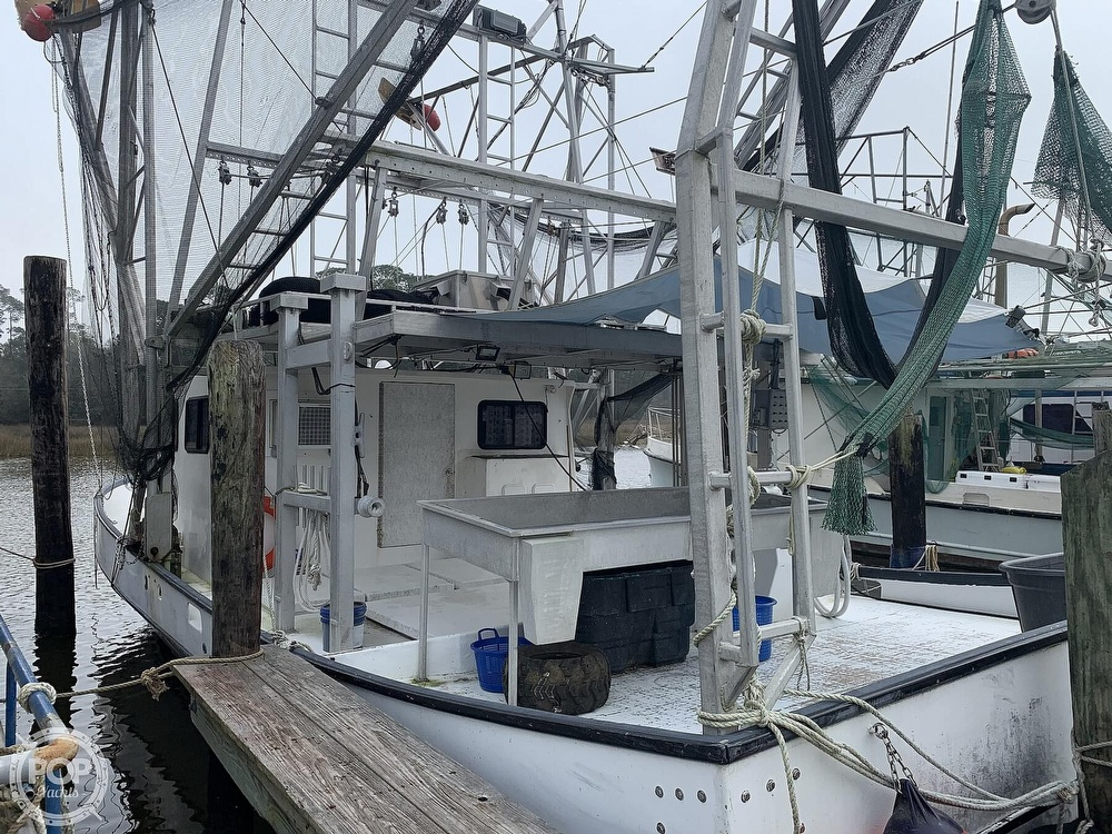 2015 Bob's Net Shop boat for sale, model of the boat is 47 & Image # 2 of 40
