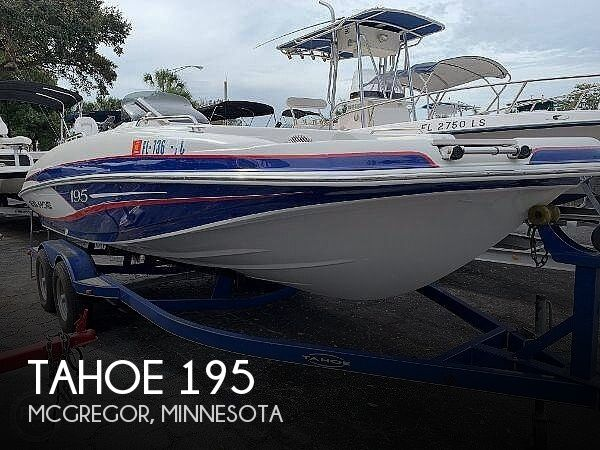 Used Tahoe Boats For Sale by owner | 2013 Tahoe 195