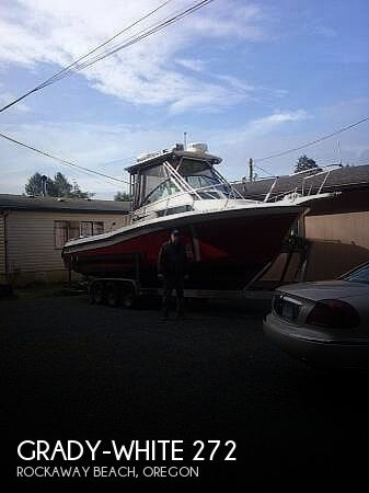 Used Grady-White Boats For Sale in Oregon by owner | 1994 Grady-White Sailfish 27