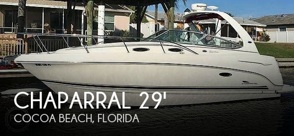 Used Chaparral 27 Boats For Sale by owner | 2004 Chaparral Signature 27