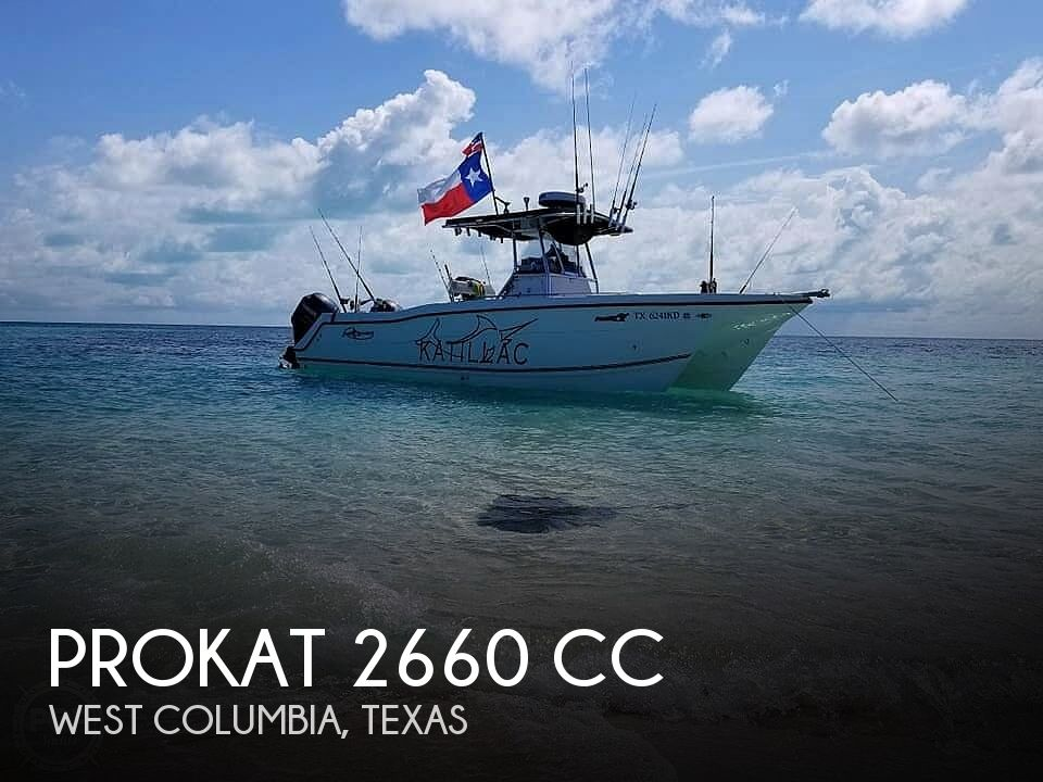 Used ProKat Boats For Sale by owner | 2004 ProKat 26