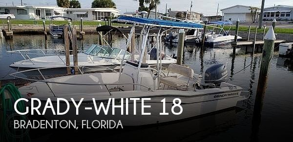 Used Grady-White Boats For Sale in Lakeland, Florida by owner | 2003 Grady-White 18
