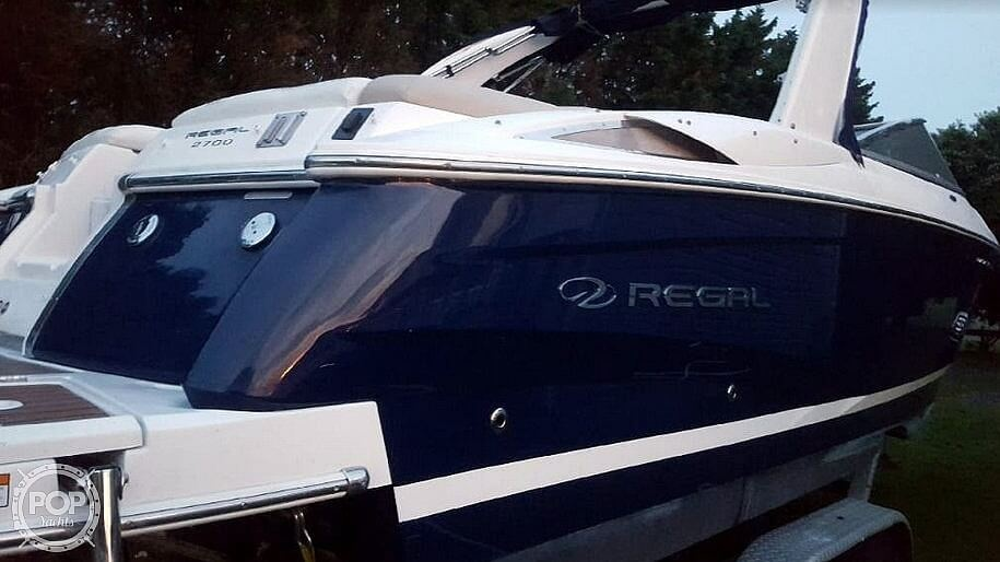 2012 Regal boat for sale, model of the boat is 2700 & Image # 2 of 31
