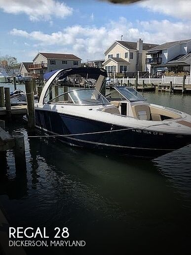 Used Regal Boats For Sale in Maryland by owner | 2012 Regal 28