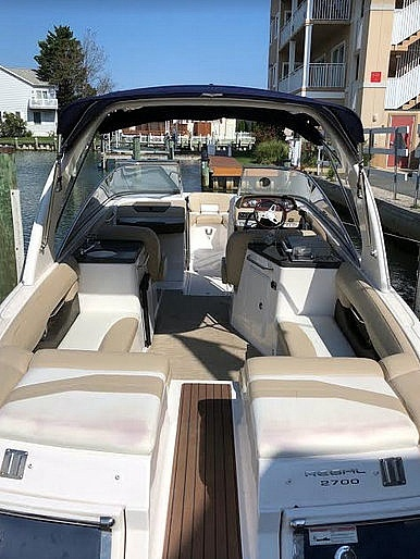 2012 Regal boat for sale, model of the boat is 2700 & Image # 6 of 31