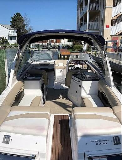 2012 Regal boat for sale, model of the boat is 2700 & Image # 5 of 31