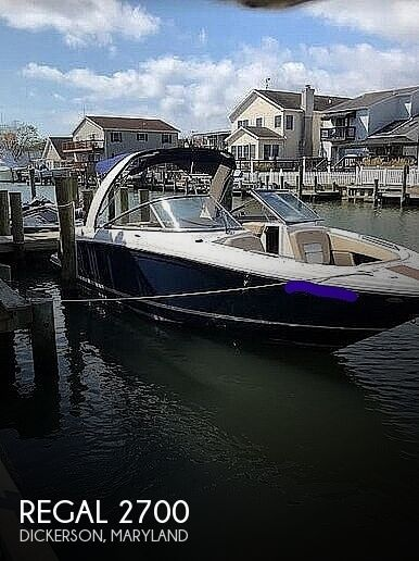 2012 Regal boat for sale, model of the boat is 2700 & Image # 1 of 31