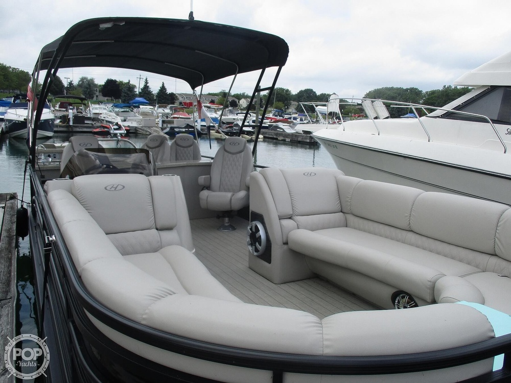 2017 Harris boat for sale, model of the boat is Solstice 240 & Image # 20 of 41
