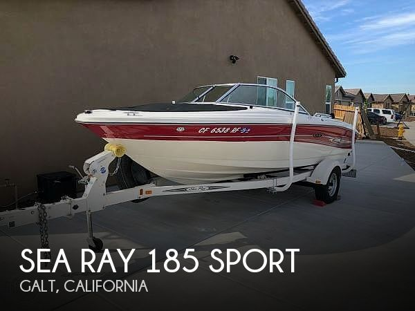 Used Sea Ray 18 Boats For Sale by owner | 2005 Sea Ray Sport 185
