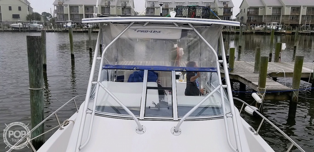 2004 Pro-Line boat for sale, model of the boat is 30 Walk & Image # 3 of 41