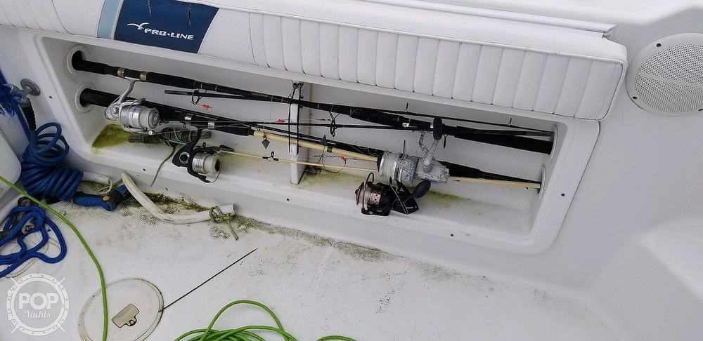 2004 Pro-Line boat for sale, model of the boat is 30 Walk & Image # 16 of 41