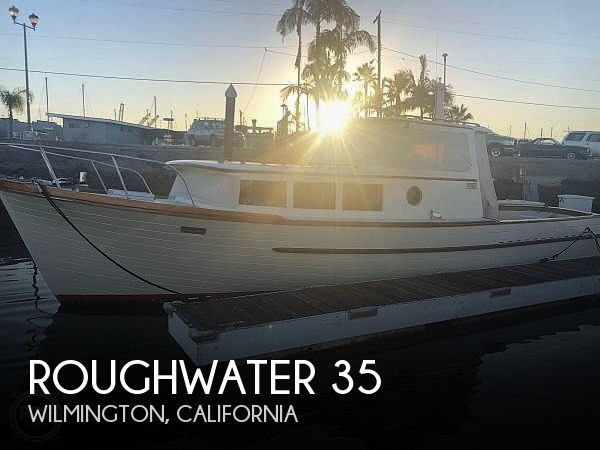 Used Roughwater Boats For Sale by owner | 1971 Roughwater 35
