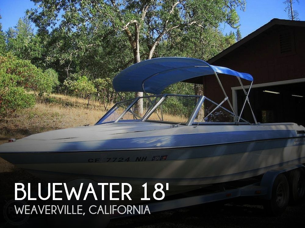 Used Bluewater Boats For Sale by owner | 1992 Bluewater 18 Eagle Br