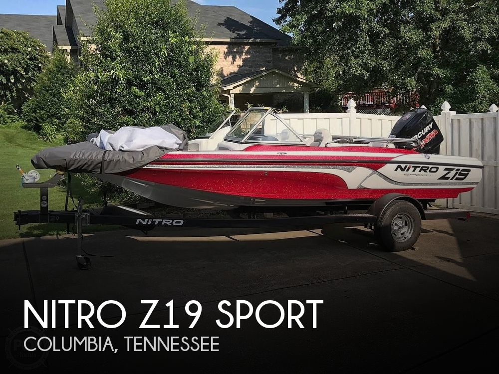 Used NITRO 19 Boats For Sale by owner | 2017 Nitro 19