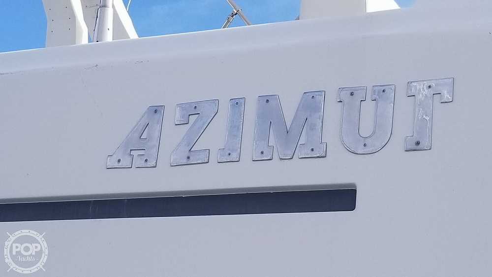 1988 Azimut boat for sale, model of the boat is 70 & Image # 4 of 40