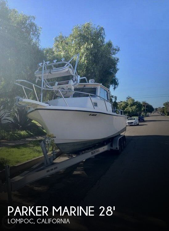 Used Boats For Sale in Santa Maria, California by owner | 2005 Parker Marine 2820 Xld