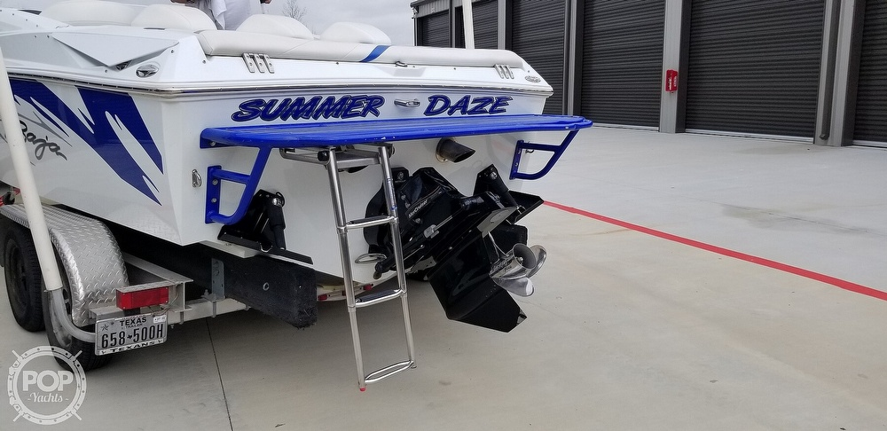 2007 Baja boat for sale, model of the boat is 23 Outlaw SST & Image # 10 of 40
