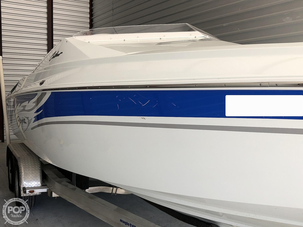 2007 Baja boat for sale, model of the boat is 23 Outlaw SST & Image # 30 of 40
