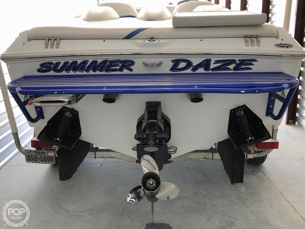 2007 Baja boat for sale, model of the boat is 23 Outlaw SST & Image # 37 of 40