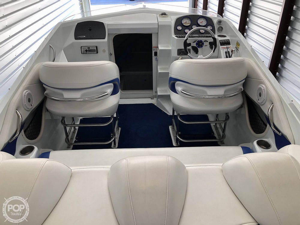 2007 Baja boat for sale, model of the boat is 23 Outlaw SST & Image # 7 of 40
