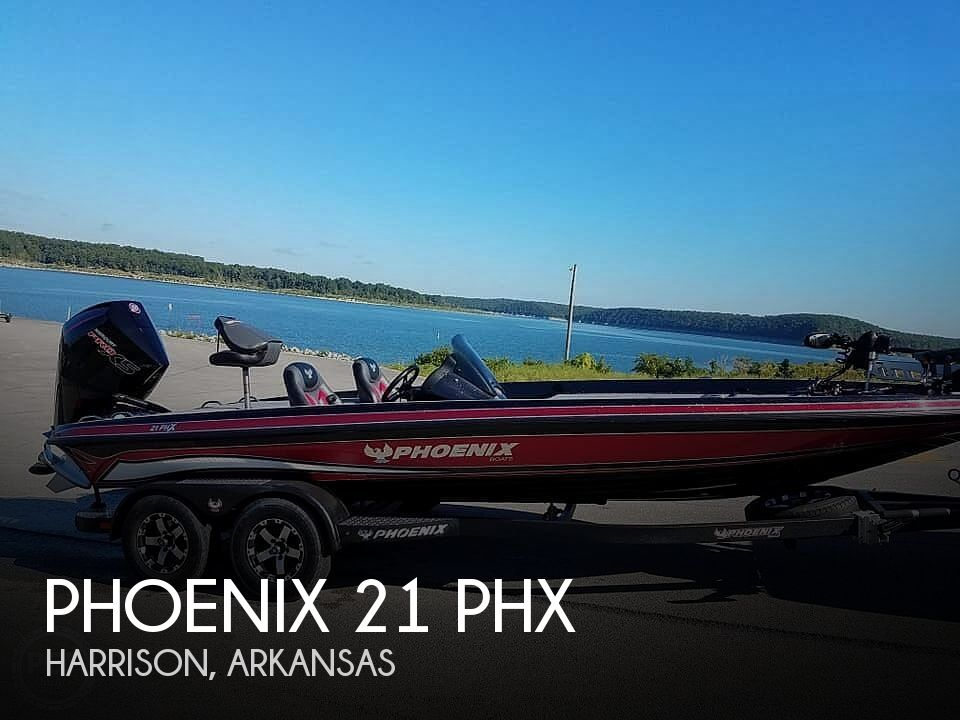 Used Boats For Sale in Fayetteville, Arkansas by owner | 2019 Phoenix 21 PHX