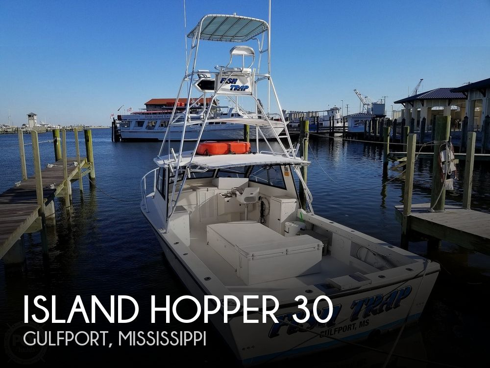 Used Island Hopper Boats For Sale by owner | 1998 Island Hopper 30