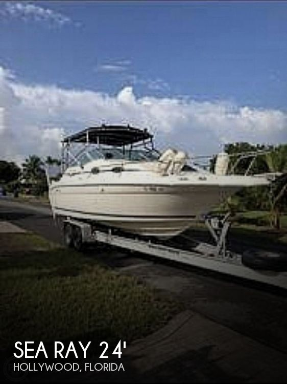 Used Sea Ray Express cruiser Boats For Sale by owner | 1994 Sea Ray 250 Express Cruiser