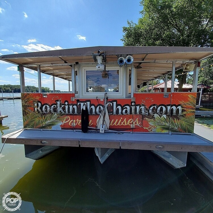 2008 Sightseer Marine boat for sale, model of the boat is Sightseer & Image # 2 of 41