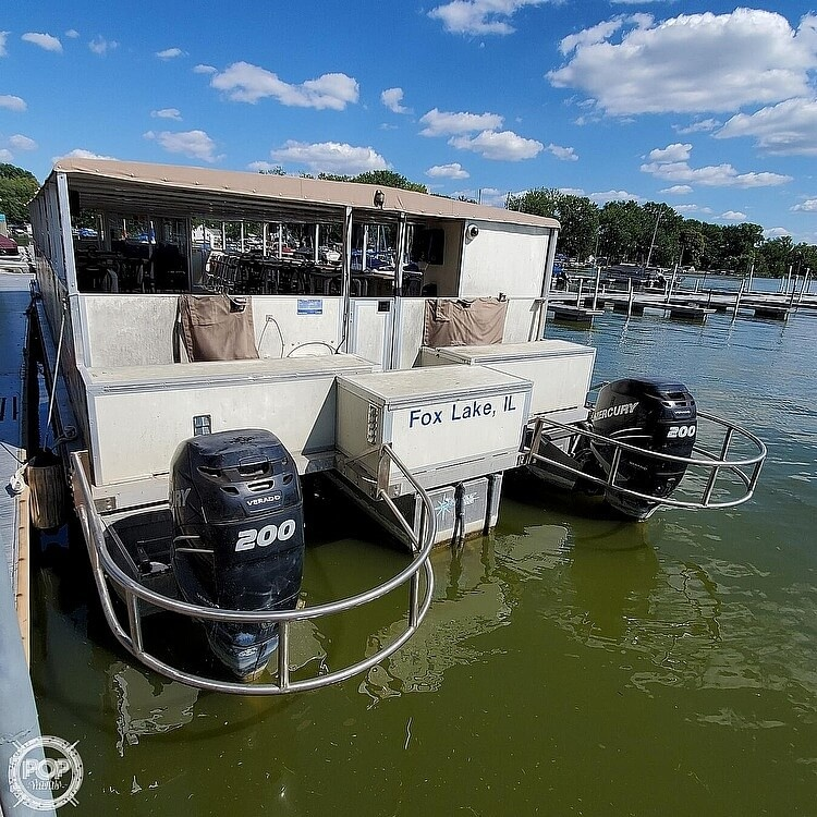 2008 Sightseer Marine boat for sale, model of the boat is Sightseer & Image # 5 of 41