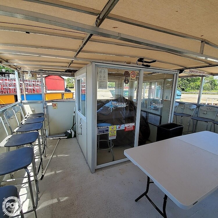 2008 Sightseer Marine boat for sale, model of the boat is Sightseer & Image # 24 of 41