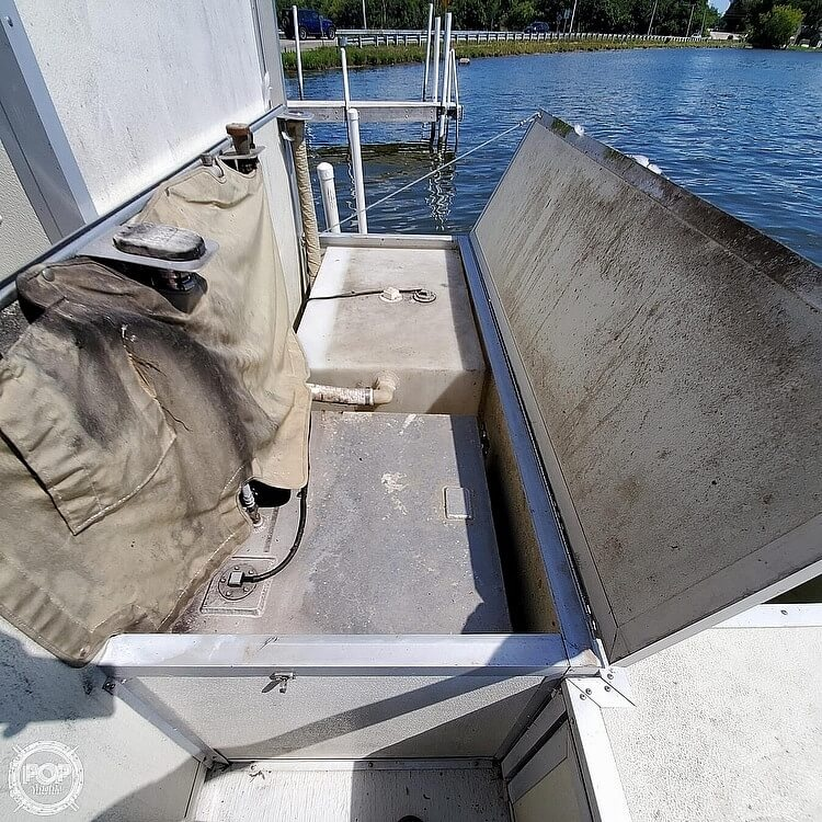 2008 Sightseer Marine boat for sale, model of the boat is Sightseer & Image # 38 of 41