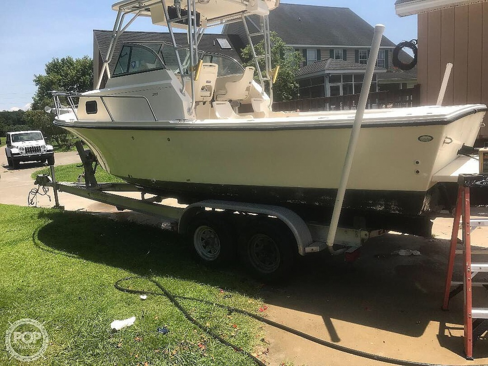 2004 Parker Marine boat for sale, model of the boat is 2310 DV & Image # 10 of 40