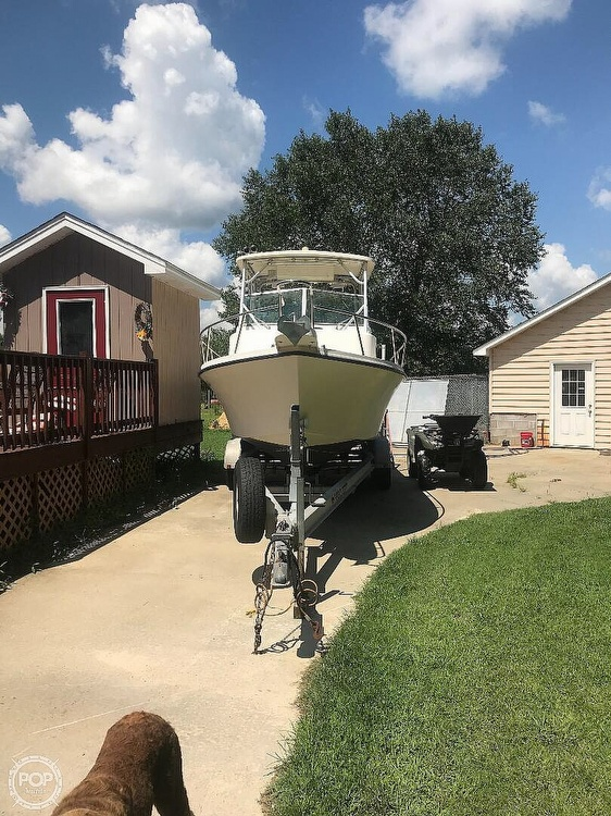 2004 Parker Marine boat for sale, model of the boat is 2310 DV & Image # 11 of 40