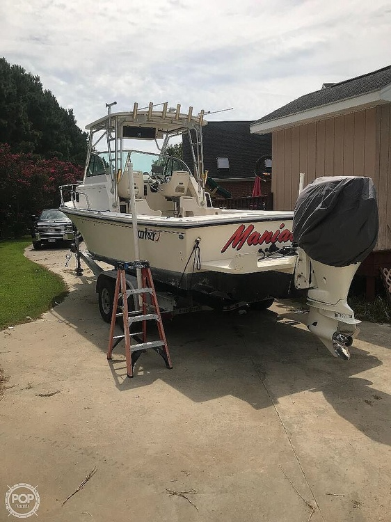 2004 Parker Marine boat for sale, model of the boat is 2310 DV & Image # 13 of 40