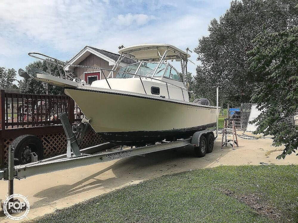 2004 Parker Marine boat for sale, model of the boat is 2310 DV & Image # 6 of 40