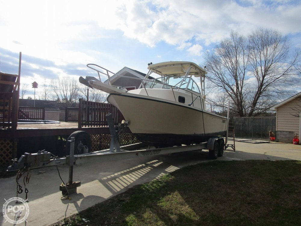2004 Parker Marine boat for sale, model of the boat is 2310 DV & Image # 15 of 40