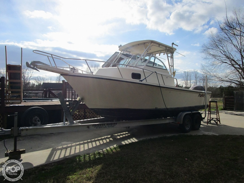 2004 Parker Marine boat for sale, model of the boat is 2310 DV & Image # 16 of 40