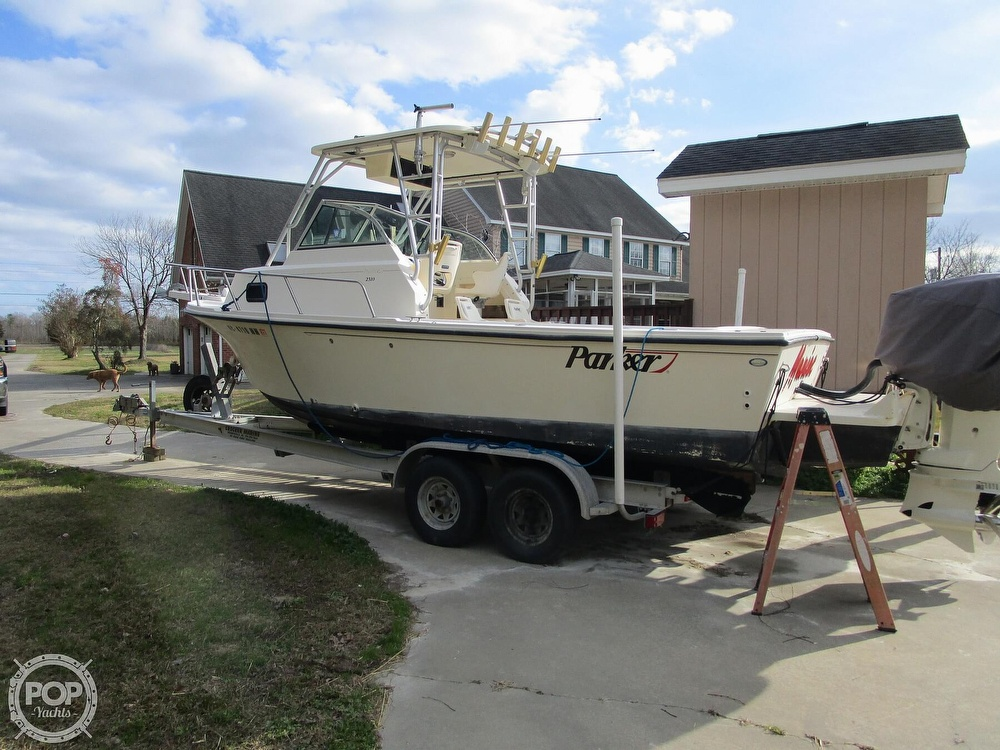 2004 Parker Marine boat for sale, model of the boat is 2310 DV & Image # 17 of 40