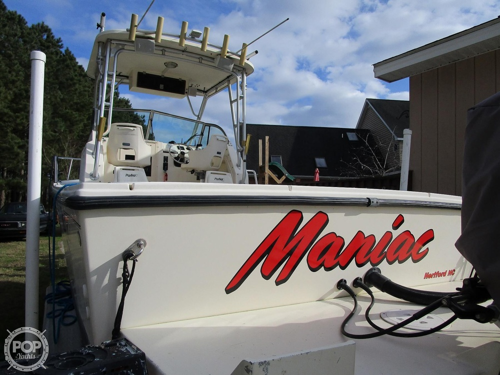 2004 Parker Marine boat for sale, model of the boat is 2310 DV & Image # 18 of 40
