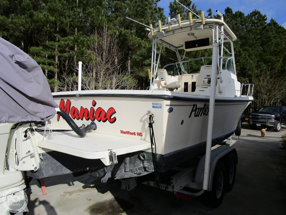 2004 Parker Marine boat for sale, model of the boat is 2310 DV & Image # 21 of 40