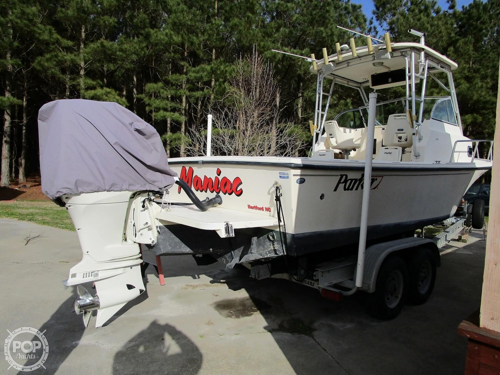 2004 Parker Marine boat for sale, model of the boat is 2310 DV & Image # 22 of 40