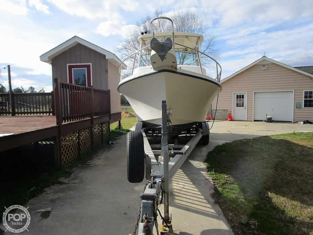 2004 Parker Marine boat for sale, model of the boat is 2310 DV & Image # 27 of 40