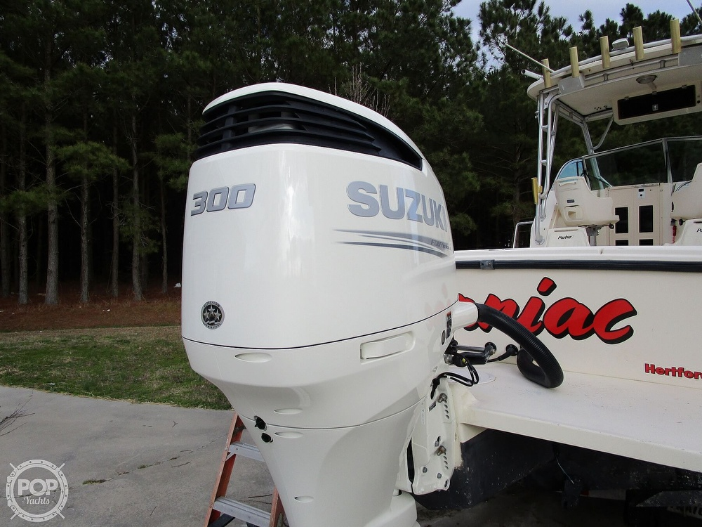 2004 Parker Marine boat for sale, model of the boat is 2310 DV & Image # 28 of 40