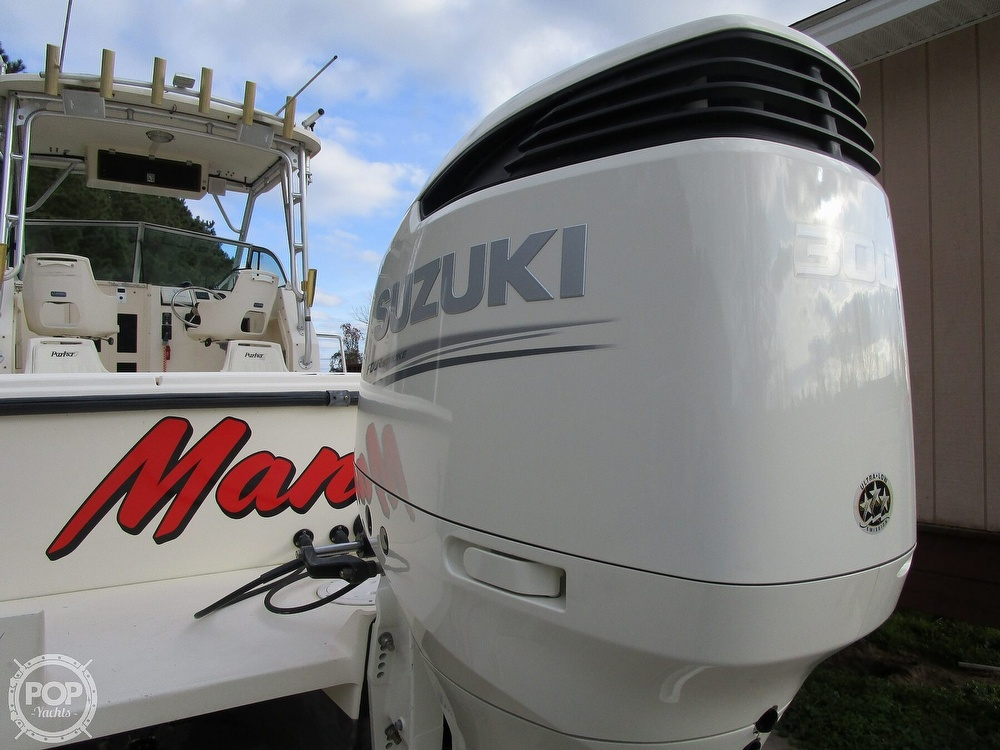 2004 Parker Marine boat for sale, model of the boat is 2310 DV & Image # 33 of 40