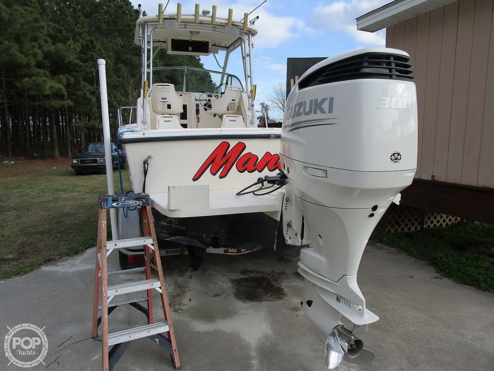 2004 Parker Marine boat for sale, model of the boat is 2310 DV & Image # 2 of 40