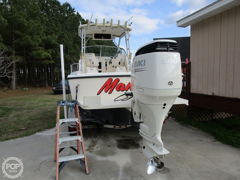 2004 Parker Marine boat for sale, model of the boat is 2310 DV & Image # 35 of 40