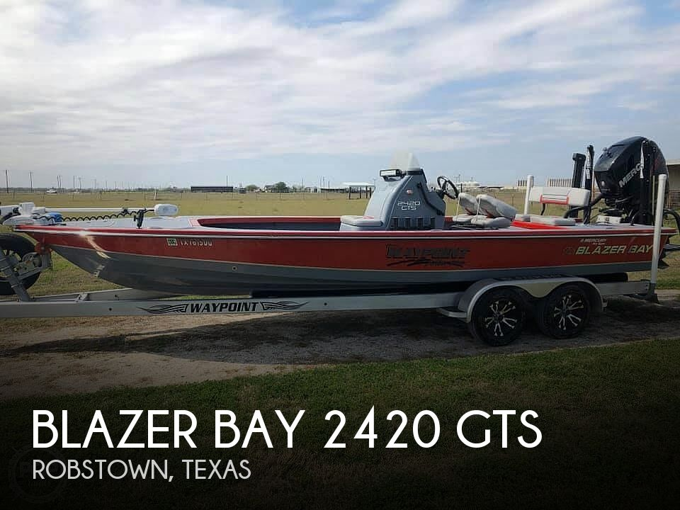 Used Boats For Sale in Corpus Christi, Texas by owner | 2018 Blazer Bay 2420 GTS