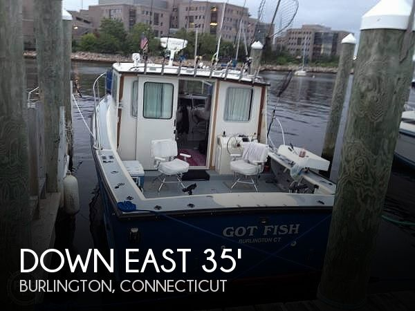 Used Down East Boats For Sale by owner | 2006 Down East 35