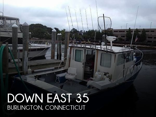 2006 DOWN EAST T. JASON 35 for sale