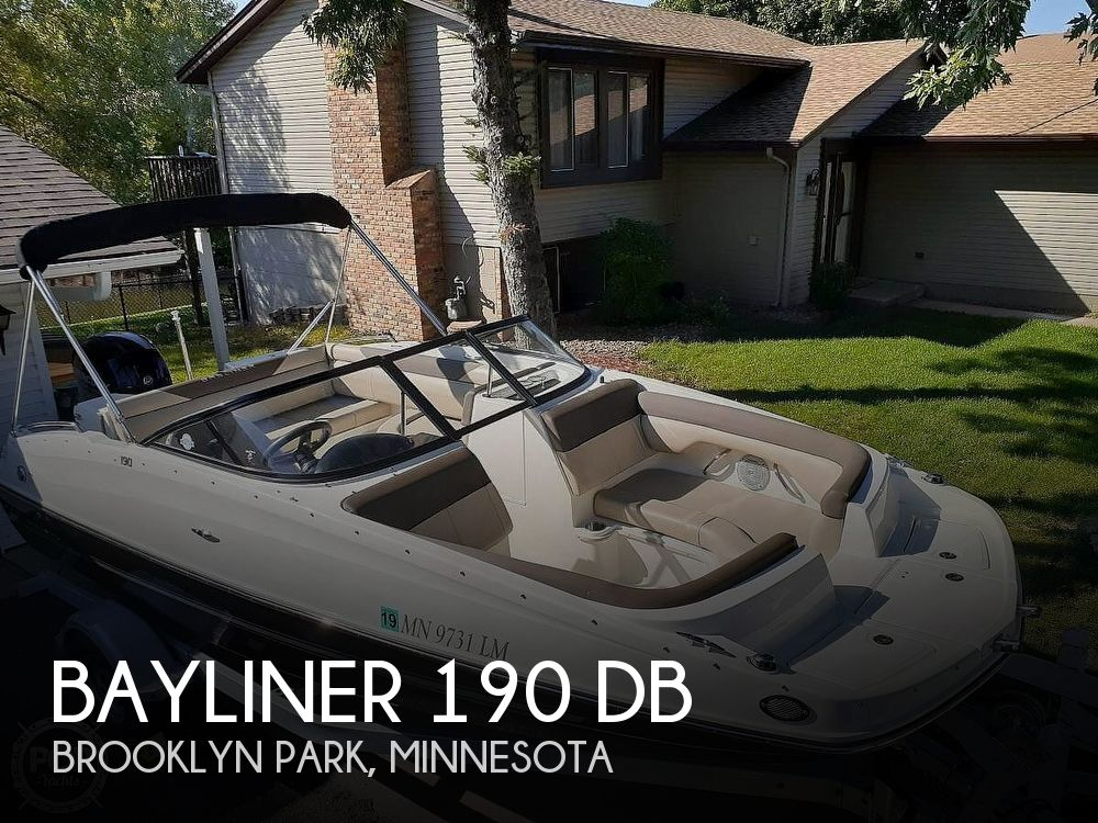 Used Bayliner 19 Boats For Sale by owner | 2017 Bayliner 190DB